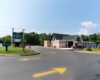 Quality Inn Westfield - Springfield - Вестфілд - Building