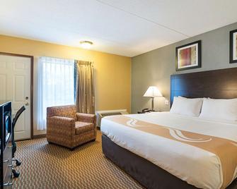 Quality Inn Westfield - Springfield - Westfield - Ložnice