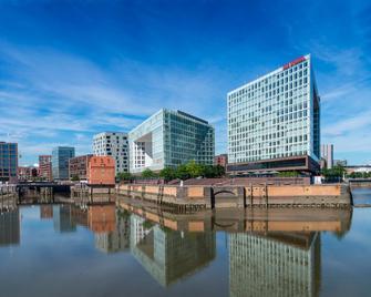 Holiday Inn Hamburg - City Nord - Hamborg - Udsigt