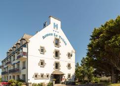 The Originals City, Hôtel Armen Le Triton, Roscoff (Inter-Hotel) - Roscoff - Building