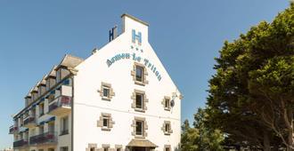 The Originals City, Hôtel Armen Le Triton, Roscoff (Inter-Hotel) - Roscoff - Edificio