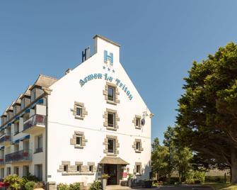 The Originals City, Hôtel Armen Le Triton, Roscoff (Inter-Hotel) - Роскофф - Здание