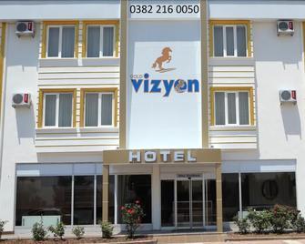 Gold Vizyon Hotel - Aksaray - Edificio