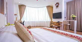 Orussey One Hotel & Apartment - Phnom Penh - Quarto