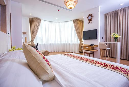 Orussey One Hotel & Apartment - Phnom Penh - Phòng ngủ