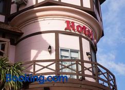 Hotel Colón - Piriápolis - Edificio