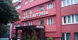 Astoria Hotel - Bonn - Toà nhà