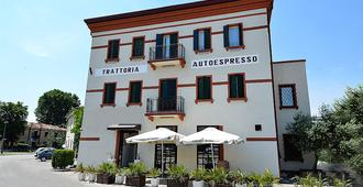 Hotel Autoespresso - Venecia - Edificio