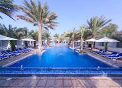 Fujairah Hotel & Resort - Fujairah - Piscina