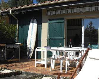 House at Hourtin Port by lake, beach and restaurants - Hourtin