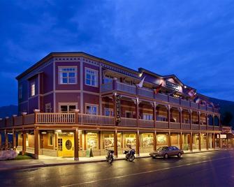 Kaslo Hotel And Pub - Kaslo - Building
