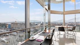 Hotel Cornavin - Ginevra - Balcone