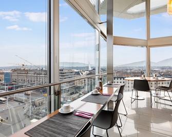 Hotel Cornavin - Geneva - Balcony