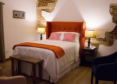 Meraki Boutique Hotel - Guatemala City - Bedroom