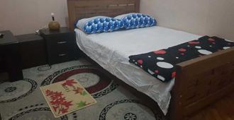 Taj Hostel - ทบิลิซี - ห้องนอน