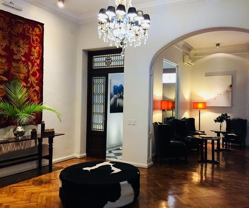 Magnolia Hotel Boutique - Μπουένος Άιρες - Σαλόνι