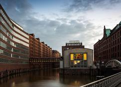 Ameron Hamburg Hotel Speicherstadt - Hamborg - Bygning