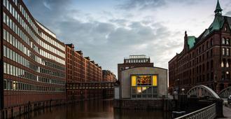 Ameron Hamburg Hotel Speicherstadt - Hamburg - Building