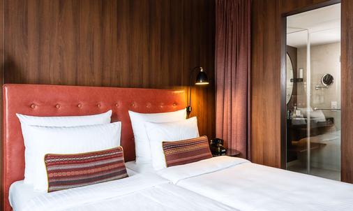 Ameron Hamburg Hotel Speicherstadt - Hampuri - Makuuhuone
