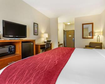 Comfort Inn & Suites - Socorro - Спальня