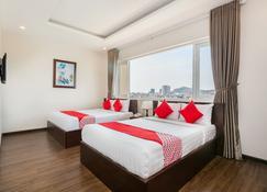 OYO 147 Ambassador Vung Tau Hotel - Vũng Tàu - Slaapkamer
