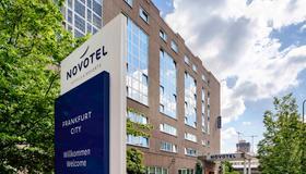 Novotel Frankfurt City - Frankfurt am Main - Building