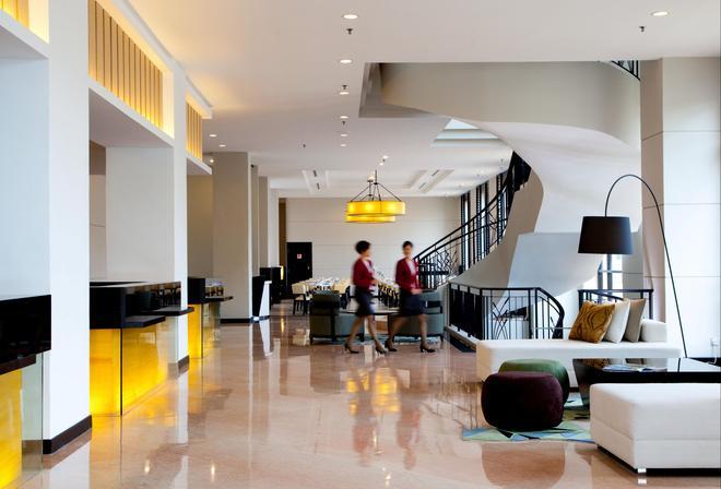AC Hotel by Marriott Penang - Gelugor - Лобби