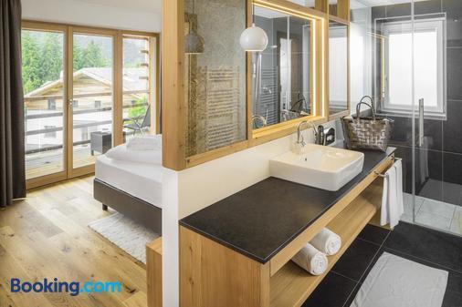 Hotel Arvina - Siusi allo Sciliar - Bathroom