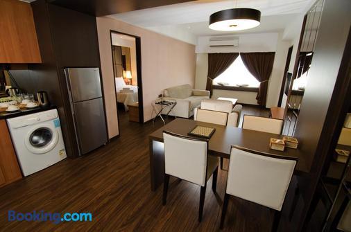 C'Haya Hotel - Kota Kinabalu - Τραπεζαρία