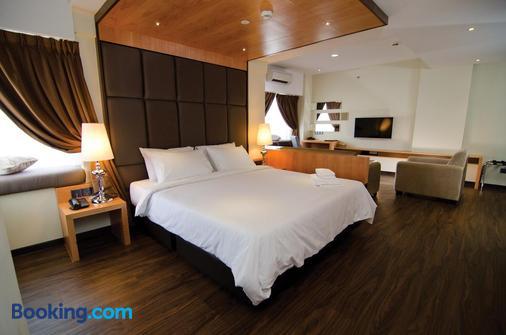 C'Haya Hotel - Kota Kinabalu - Κρεβατοκάμαρα