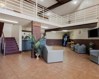 OYO Hotel Morton/Peoria Il I-74 - Morton - Salónek