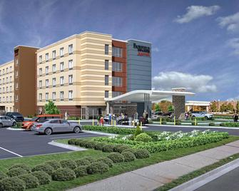 Fairfield Inn & Suites By Marriott Chicago O'hare - Des Plaines - Building