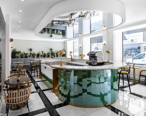 Best Western Premier Hotel Roosevelt - Nice - Bar