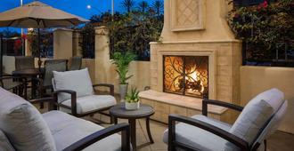 Residence Inn San Diego Del Mar - San Diego - Patio