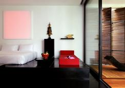 The Library, a Member of Design HotelsTM - Koh Samui - Makuuhuone