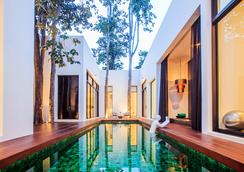 The Library, a Member of Design HotelsTM - Koh Samui - Uima-allas