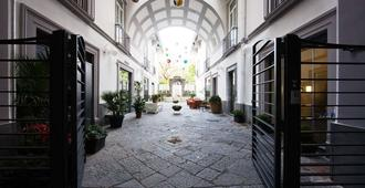 Hotel Piazza Bellini & Apartments - Naples - Outdoors view