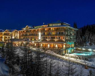 Hotel CristalloS - Rennweg am Katschberg - Gebäude