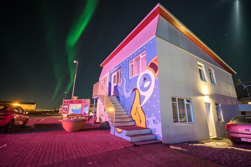 Guesthouse Keflavik - Keflavik - Building