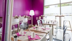 Seven Urban Suites Nantes Centre - Nantes - Restaurant
