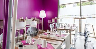 Seven Urban Suites Nantes Centre - נאנט - מסעדה