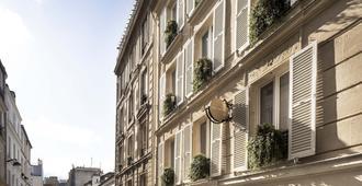 Hotel Des Arts Paris Montmartre - París - Vista del exterior