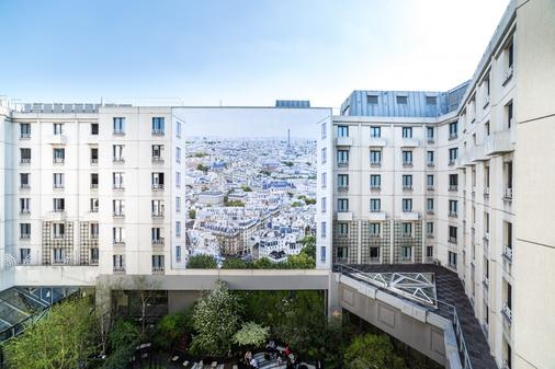Novotel Paris les Halles - Paris - Building