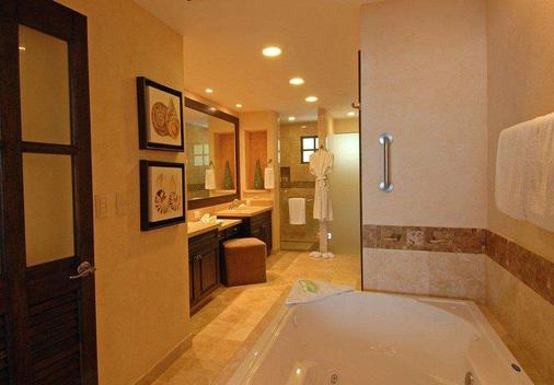 Luxury Residences at Garza Blanca Preserve Resort & Spa - Puerto Vallarta - Bathroom