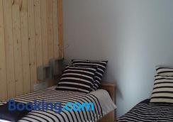 Les Sittelles de Bamboche - Saint-Symphorien-sur-Coise - Bedroom