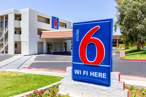 Motel 6 Phoenix Temp-Priest Dr - Tempe - Κτίριο