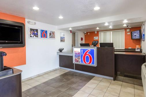 Motel 6 Phoenix Temp-Priest Dr - Tempe - Ρεσεψιόν