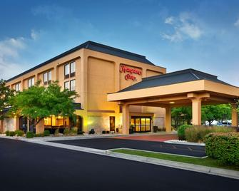 Hampton Inn Salt Lake City/Sandy - Sandy - Building