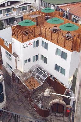 Crib49 Guest House - Σεούλ - Κτίριο