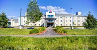 Motel 6 Huntsville - Huntsville - Gebäude